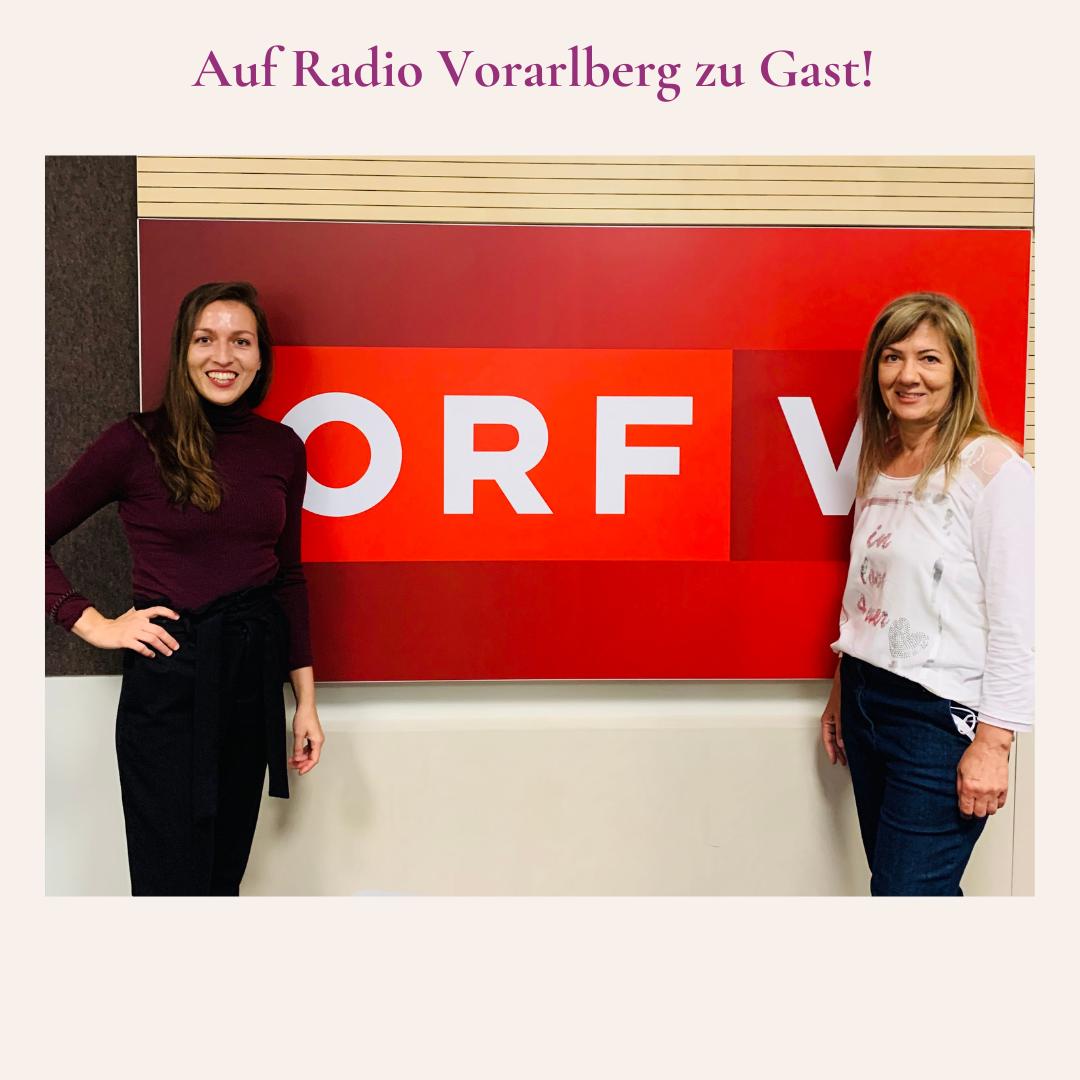 Gesichtstraining Hanna Sacher im ORF guten morgen österreich